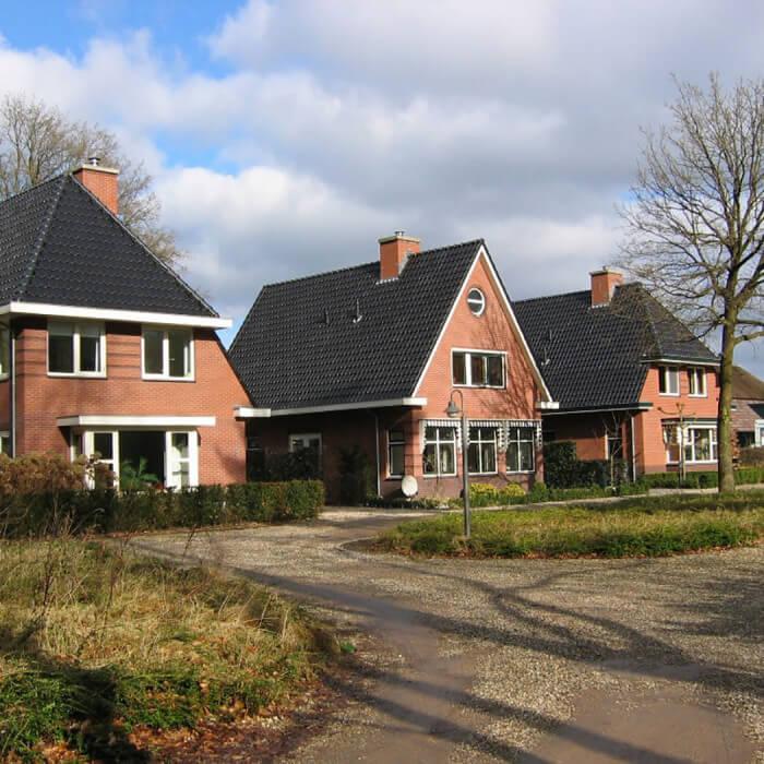3 woningen Kootwijk