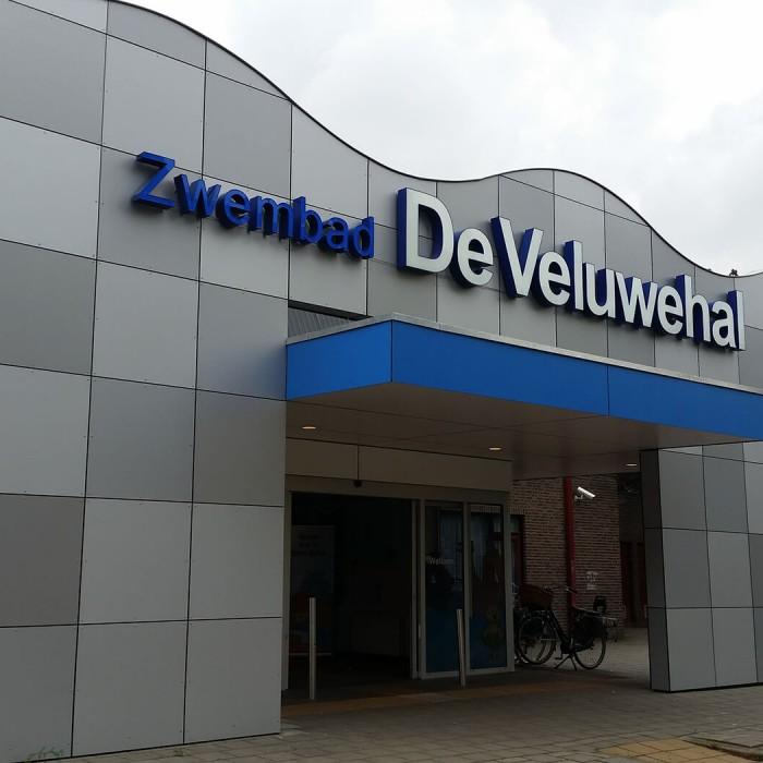 Gevelrenovatie de Veluwehal