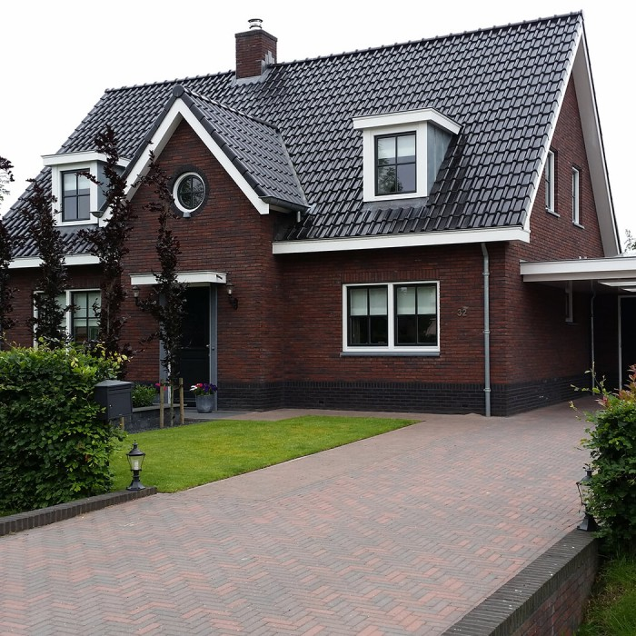 Rondweg in Zwartebroek