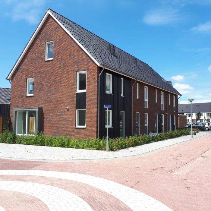 18 woningen Boomheide in Stroe