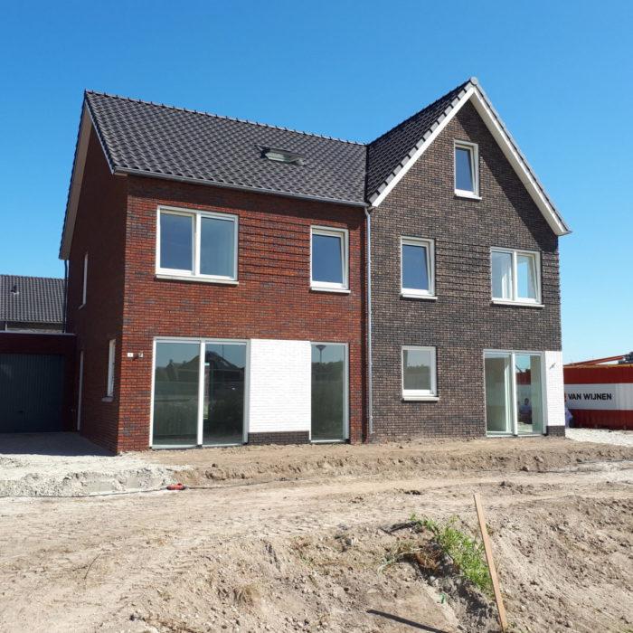 22 woningen in Zeewolde